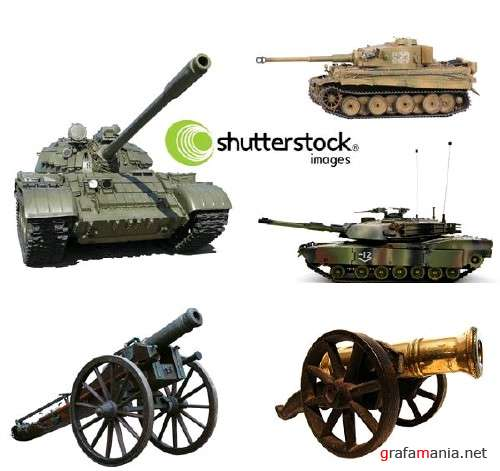 Tanks are Artillery