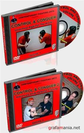 ����������� � ��������: ���������� ������ ���� / Control and Conquer: Unarmed against knife (2006) D