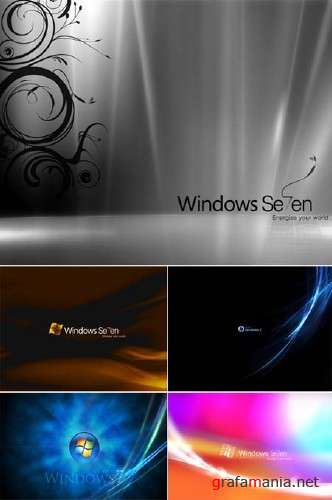 Windows 7 Wallpapers Pack