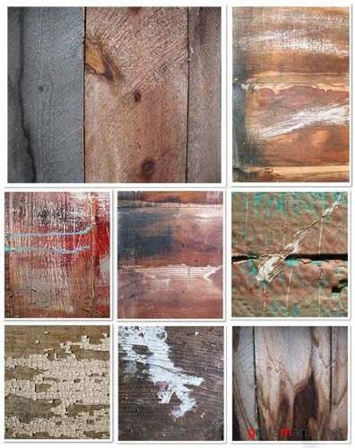 Wood Textures - HQ Stock Images