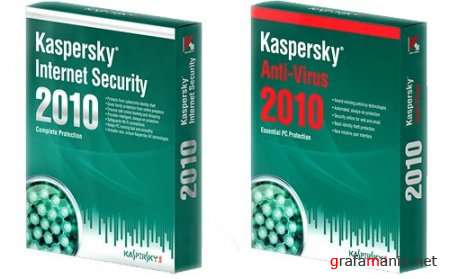 Kaspersky Anti-Virus & Internet Security 2010 9.0.0 Build 705 CF2 Beta