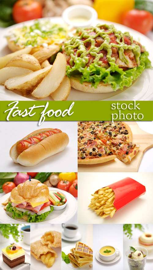 Stock photos - Fast food
