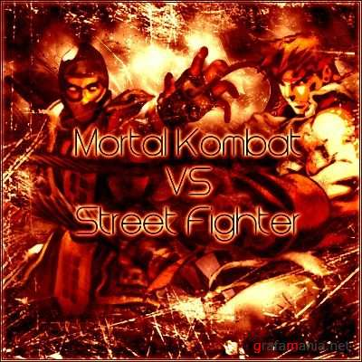 Mortal Kombat VS Street Fighter (2008) PC