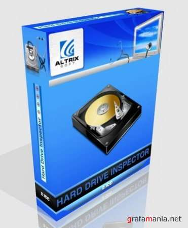 Hard Drive Inspector 3.30 Build 250 ML Rus