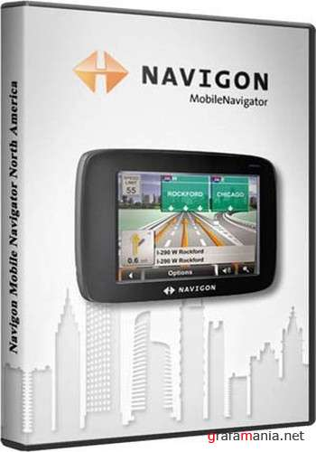 Navigon MobileNavigator 1.2.0 Europe for iPhone