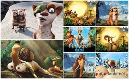 Ice Age 3 Wallpapers