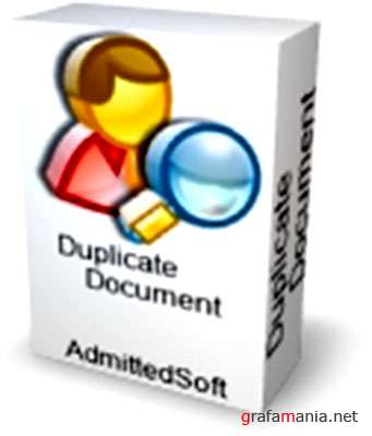 Admittedsoft Duplicate Document 1.0