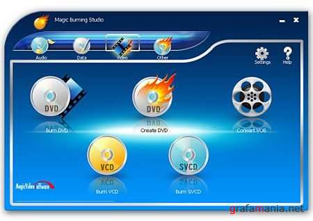 Magic Burning Studio v11.3.0.188