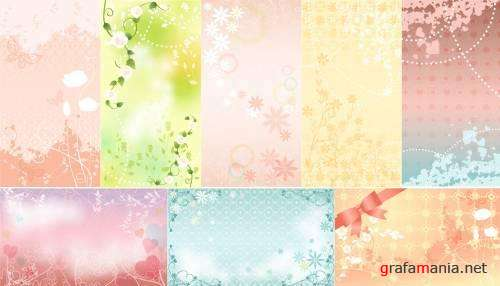 Gentle Backgrounds