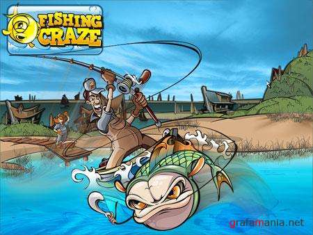 Fishing Craze (2009/ENG)