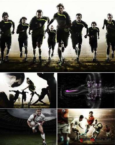 Sports Advertising Creative by Douglas Fisher