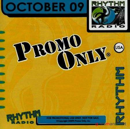Promo Only Rhythm Radio October (2009)
