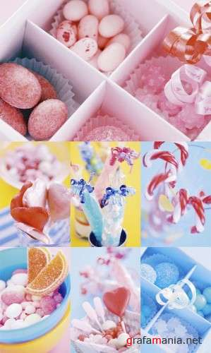 Pop and Sweets - HQ Stock Photos