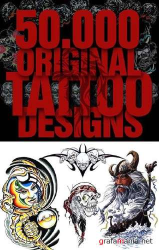 Tattoo Design Megacollection