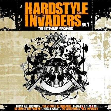 Hardstyle Invaders Vol. 1 (2009)
