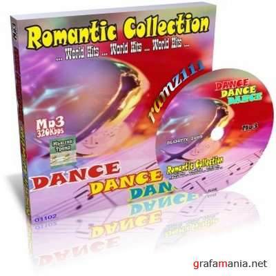 VA - Romantic Collection. Dance (2009)