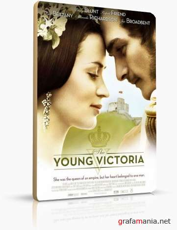 ������� �������� / The Young Victoria (2009) DVDRip