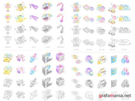 Childish Vectors for Designers 2