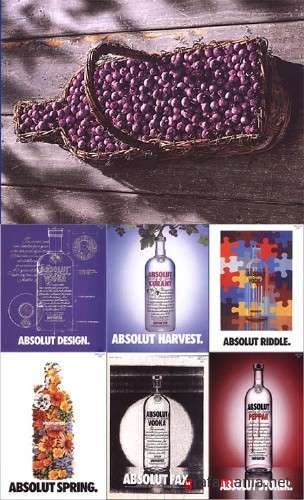 Vodka Absolut Creative Posters