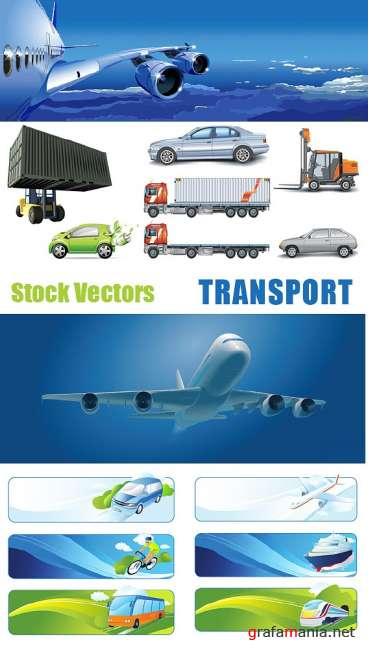 Stock Vectors - Transport