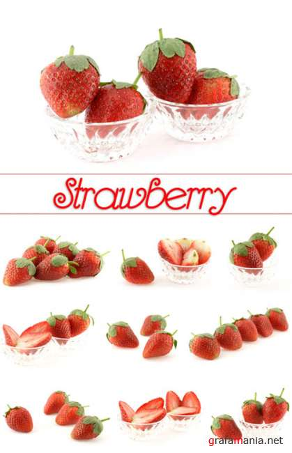 Strawberry - Stock photos