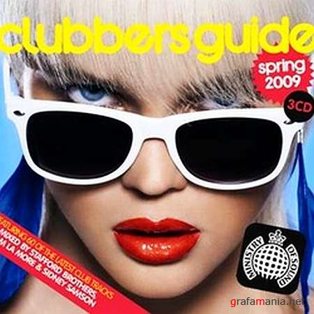 Ministry Of Sound: Clubbers Guide Spring (2009)