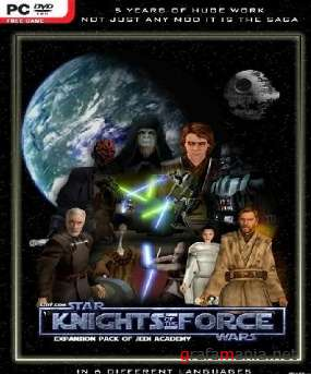 Star Wars - Knights Of The Force 2008