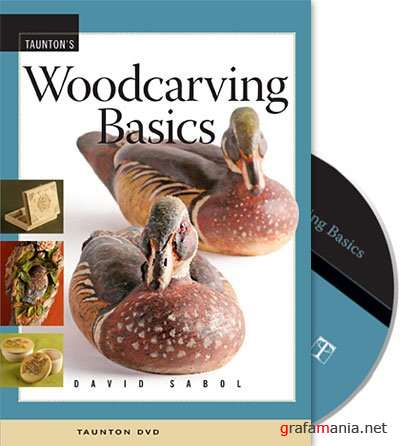 Woodcarving: Basics with David Sabol (2008) DVDRip