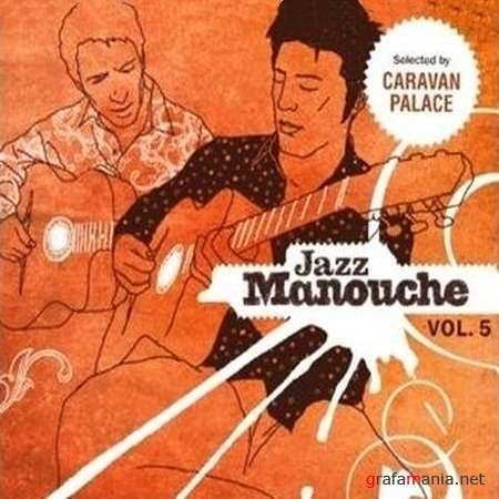 Jazz Manouche Vol. 5 (2009)