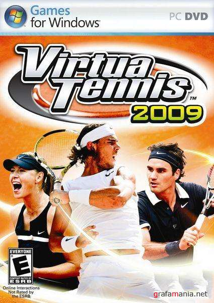 Virtua Tennis 2009 (2009/RUS/PC)