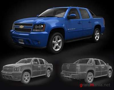 3D Models - HD MODELS of CARS
