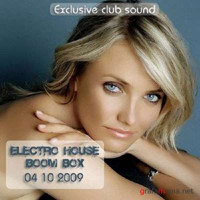 Electro-House Boom BOX (04.10.2009) MP3