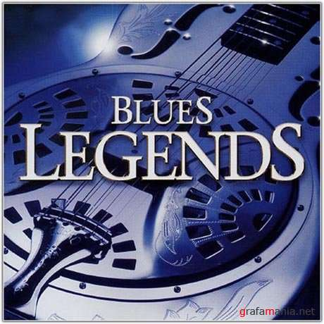Living The Blues — Blues Legends. 2 CD