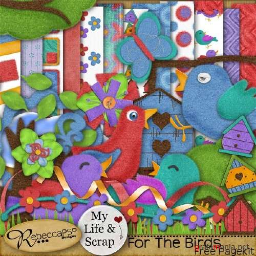 ����� ����� - For the birds