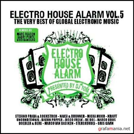 Electro House Alarm Vol. 5 (2009)