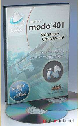 3D Garage: Modo 401 Signature Course by Dan Ablan (2009)