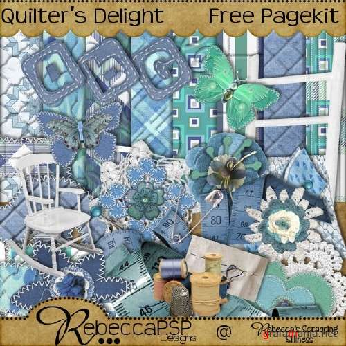 "����� ����� - ""Quilters Delight"""