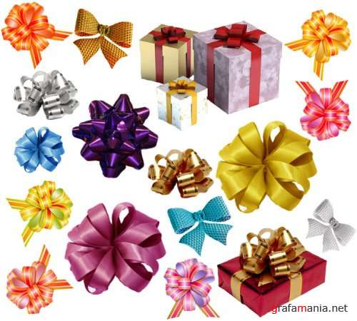 ������� � ������� - Bows and Gifts