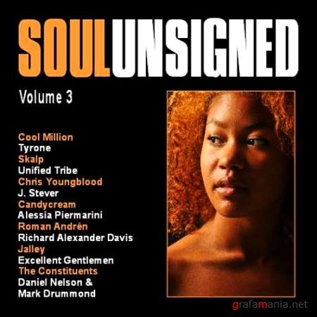 Soul Unsigned Vol. 3 (2009)