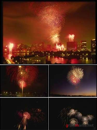 Fireworks - Corel Photo Library