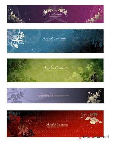 Asadal Content Vector set 2