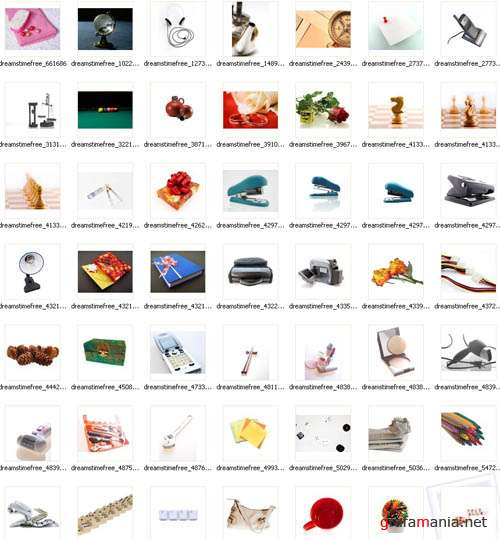 Stock object collection 4