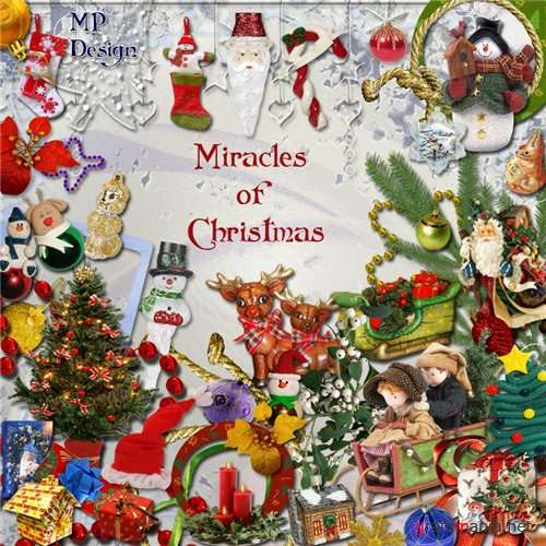 "����� ����� - ""Miracles of Christmas"""