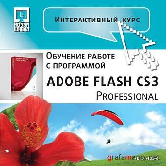 Adobe Flash CS3 Professional - Интерактивный курс