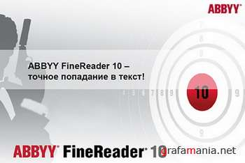 ABBY Finereader 10. 0. 101. 47 Professional 2009г.