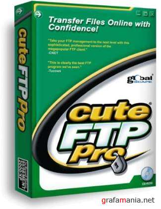 CuteFTP Professional 8.3.3.054 RUS new!