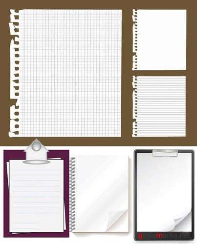 Notes and Stickers 2 - Vector Graphics