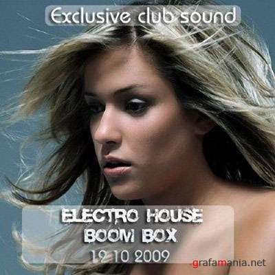 Electro-House Boom BOX (19.10.2009) MP3