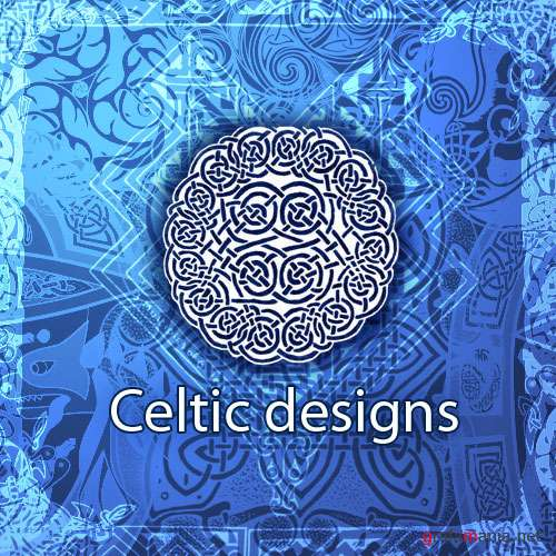 Celtic Designs Brushes