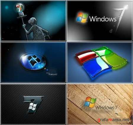 Windows 7 - Wallpapers